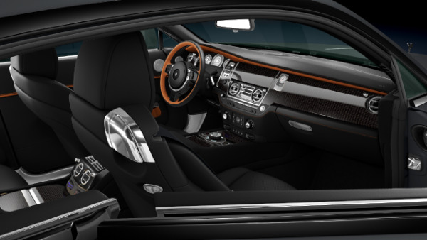 New 2019 Rolls-Royce Wraith Black Badge for sale Sold at Bugatti of Greenwich in Greenwich CT 06830 4