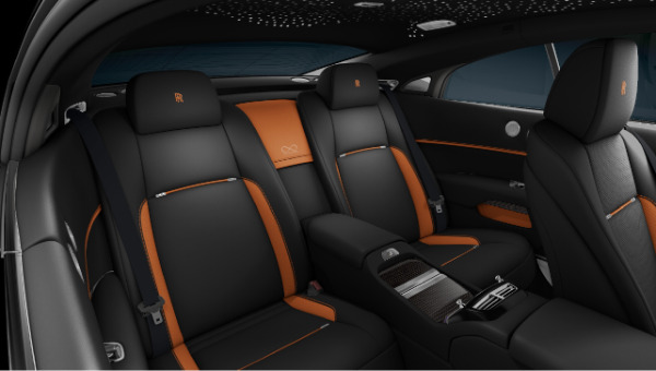 New 2019 Rolls-Royce Wraith Black Badge for sale Sold at Bugatti of Greenwich in Greenwich CT 06830 7