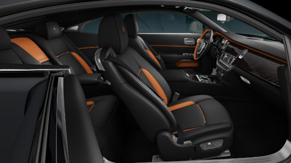 New 2019 Rolls-Royce Wraith Black Badge for sale Sold at Bugatti of Greenwich in Greenwich CT 06830 8