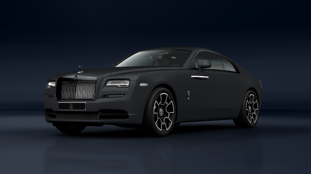 New 2019 Rolls-Royce Wraith Black Badge for sale Sold at Bugatti of Greenwich in Greenwich CT 06830 1