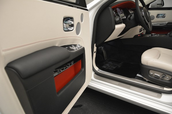 Used 2019 Rolls-Royce Ghost for sale $298,900 at Bugatti of Greenwich in Greenwich CT 06830 18