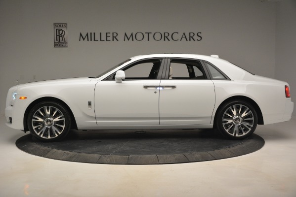Used 2019 Rolls-Royce Ghost for sale $298,900 at Bugatti of Greenwich in Greenwich CT 06830 3