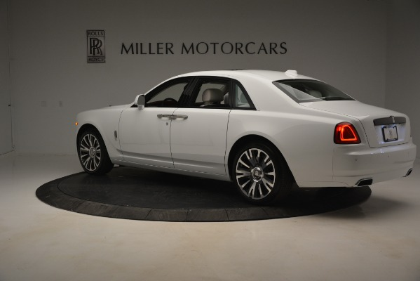 Used 2019 Rolls-Royce Ghost for sale $298,900 at Bugatti of Greenwich in Greenwich CT 06830 4