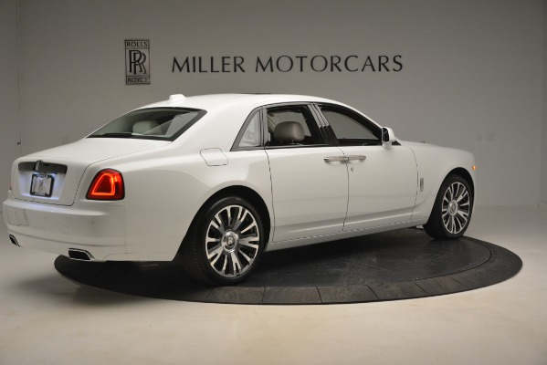 Used 2019 Rolls-Royce Ghost for sale $298,900 at Bugatti of Greenwich in Greenwich CT 06830 7