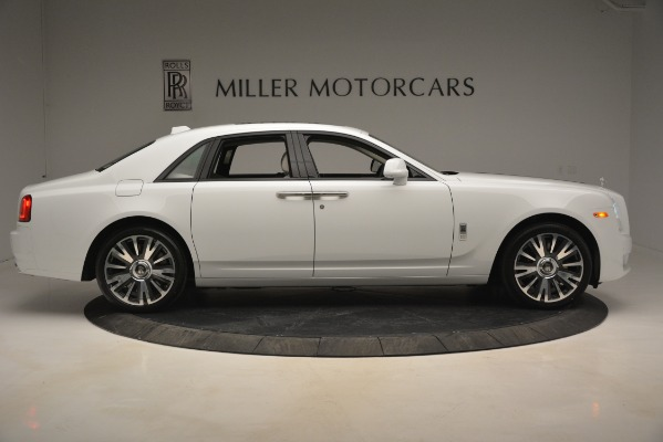 New 2019 Rolls-Royce Ghost for sale Sold at Bugatti of Greenwich in Greenwich CT 06830 8