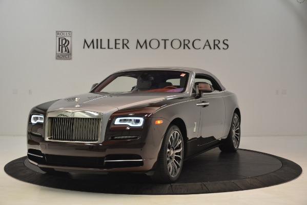 New 2019 Rolls-Royce Dawn for sale $422,325 at Bugatti of Greenwich in Greenwich CT 06830 14