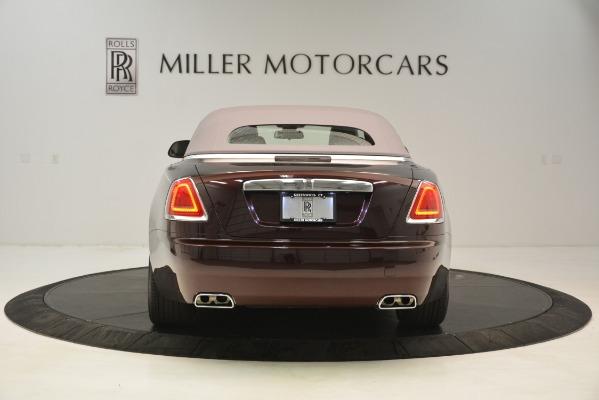 New 2019 Rolls-Royce Dawn for sale $422,325 at Bugatti of Greenwich in Greenwich CT 06830 18