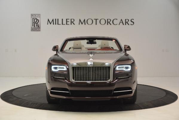 New 2019 Rolls-Royce Dawn for sale $422,325 at Bugatti of Greenwich in Greenwich CT 06830 2