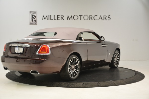 New 2019 Rolls-Royce Dawn for sale $422,325 at Bugatti of Greenwich in Greenwich CT 06830 20