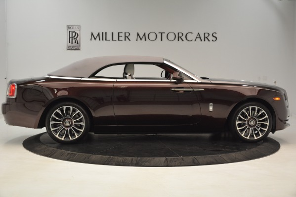 New 2019 Rolls-Royce Dawn for sale $422,325 at Bugatti of Greenwich in Greenwich CT 06830 21