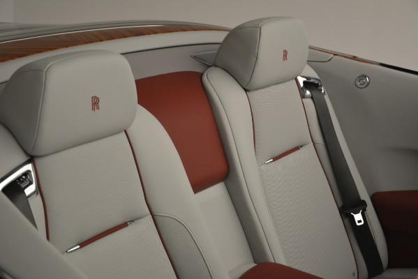 New 2019 Rolls-Royce Dawn for sale $422,325 at Bugatti of Greenwich in Greenwich CT 06830 28