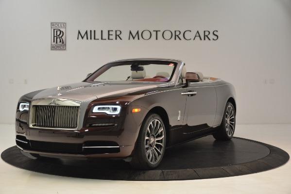 New 2019 Rolls-Royce Dawn for sale $422,325 at Bugatti of Greenwich in Greenwich CT 06830 3