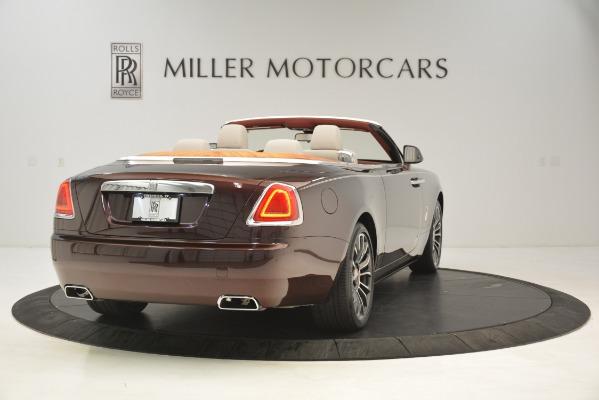 New 2019 Rolls-Royce Dawn for sale $422,325 at Bugatti of Greenwich in Greenwich CT 06830 8
