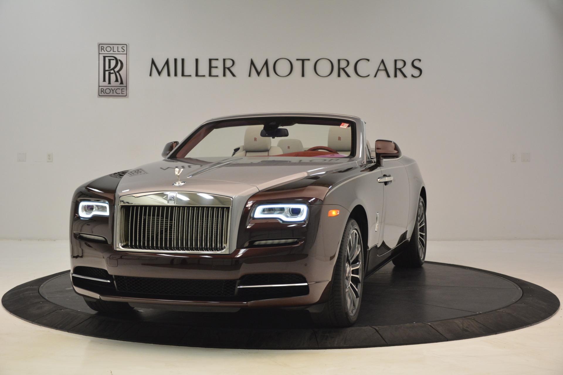 New 2019 Rolls-Royce Dawn for sale $422,325 at Bugatti of Greenwich in Greenwich CT 06830 1