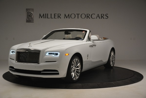 New 2019 Rolls-Royce Dawn for sale Sold at Bugatti of Greenwich in Greenwich CT 06830 3