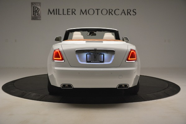 New 2019 Rolls-Royce Dawn for sale Sold at Bugatti of Greenwich in Greenwich CT 06830 8