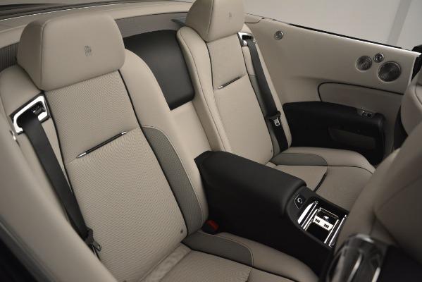 New 2019 Rolls-Royce Dawn for sale Sold at Bugatti of Greenwich in Greenwich CT 06830 25