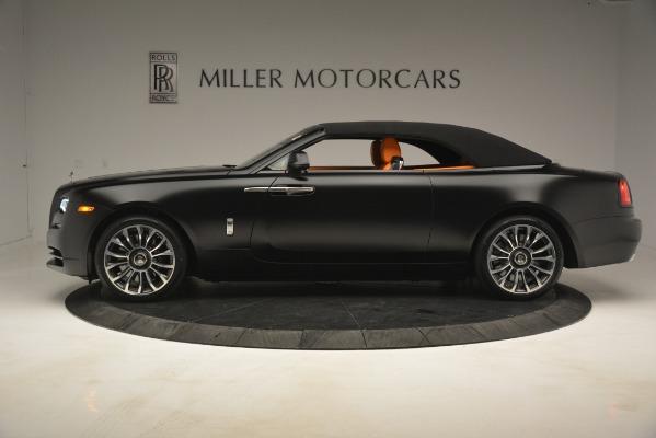 New 2019 Rolls-Royce Dawn for sale Sold at Bugatti of Greenwich in Greenwich CT 06830 16
