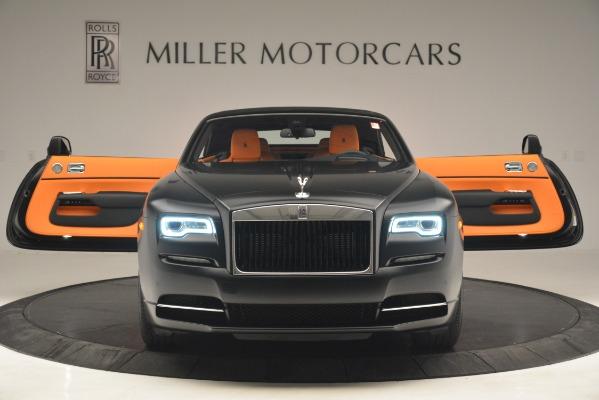 New 2019 Rolls-Royce Dawn for sale Sold at Bugatti of Greenwich in Greenwich CT 06830 26