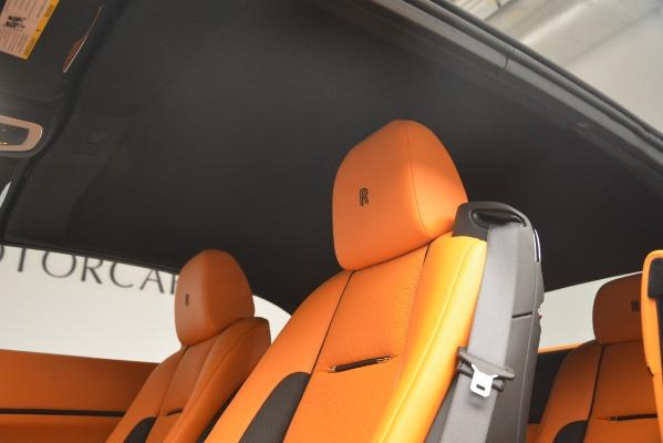 New 2019 Rolls-Royce Dawn for sale Sold at Bugatti of Greenwich in Greenwich CT 06830 28
