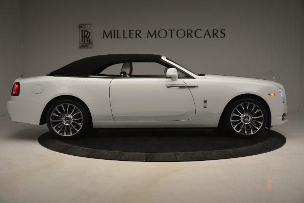 Used 2019 Rolls-Royce Dawn for sale $359,900 at Bugatti of Greenwich in Greenwich CT 06830 26