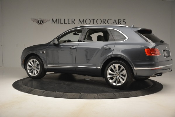New 2019 Bentley Bentayga V8 for sale Sold at Bugatti of Greenwich in Greenwich CT 06830 4