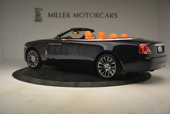 New 2019 Rolls-Royce Dawn for sale Sold at Bugatti of Greenwich in Greenwich CT 06830 5