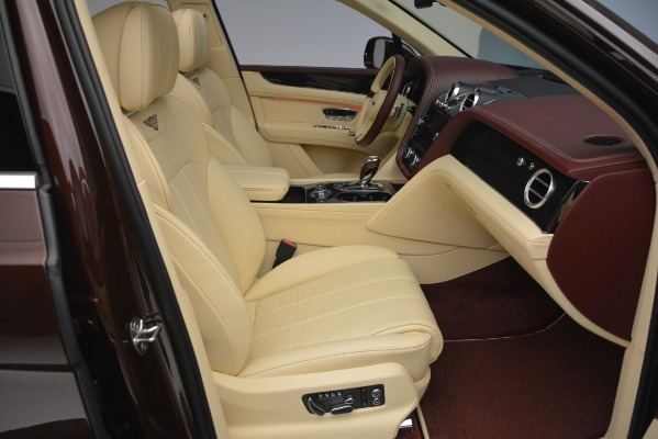 New 2019 Bentley Bentayga V8 for sale Sold at Bugatti of Greenwich in Greenwich CT 06830 27
