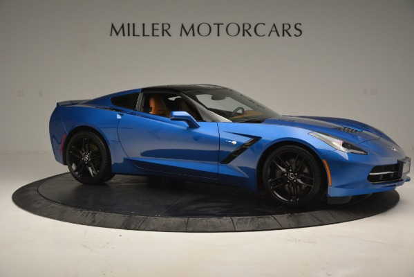 Used 2014 Chevrolet Corvette Stingray Z51 for sale Sold at Bugatti of Greenwich in Greenwich CT 06830 10