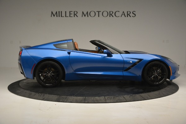 Used 2014 Chevrolet Corvette Stingray Z51 for sale Sold at Bugatti of Greenwich in Greenwich CT 06830 14