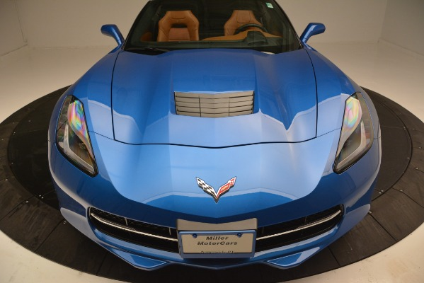 Used 2014 Chevrolet Corvette Stingray Z51 for sale Sold at Bugatti of Greenwich in Greenwich CT 06830 15