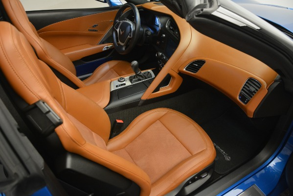 Used 2014 Chevrolet Corvette Stingray Z51 for sale Sold at Bugatti of Greenwich in Greenwich CT 06830 25