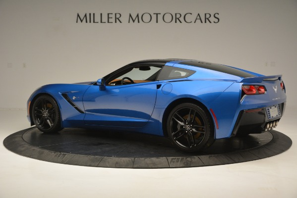 Used 2014 Chevrolet Corvette Stingray Z51 for sale Sold at Bugatti of Greenwich in Greenwich CT 06830 4