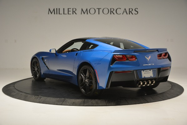 Used 2014 Chevrolet Corvette Stingray Z51 for sale Sold at Bugatti of Greenwich in Greenwich CT 06830 5