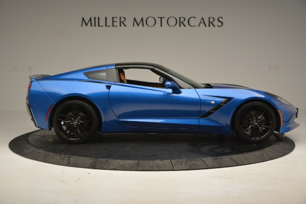 Used 2014 Chevrolet Corvette Stingray Z51 for sale Sold at Bugatti of Greenwich in Greenwich CT 06830 9