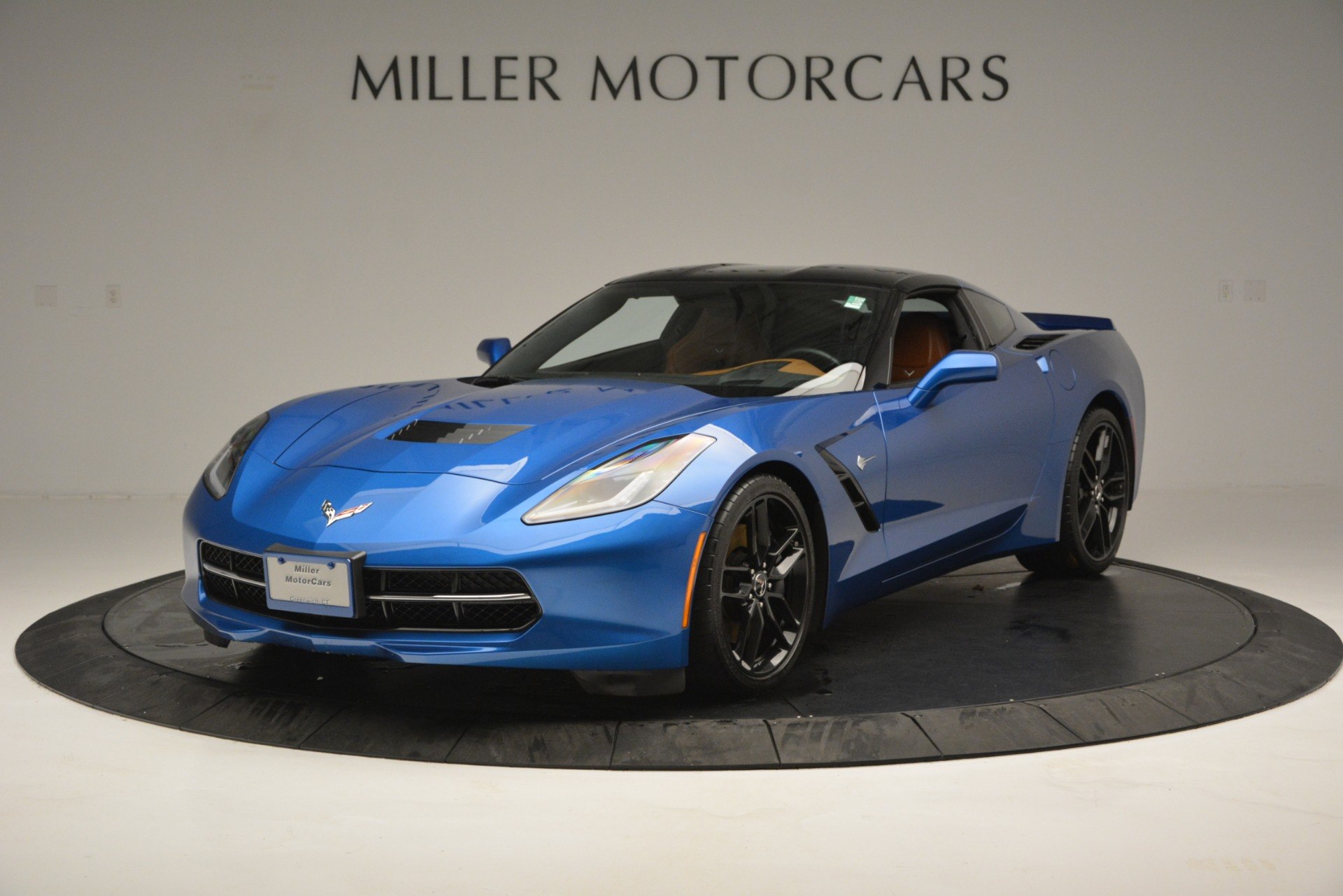 Used 2014 Chevrolet Corvette Stingray Z51 for sale Sold at Bugatti of Greenwich in Greenwich CT 06830 1