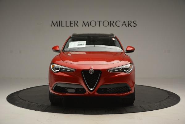 New 2018 Alfa Romeo Stelvio Ti Lusso Q4 for sale Sold at Bugatti of Greenwich in Greenwich CT 06830 12