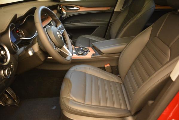 New 2018 Alfa Romeo Stelvio Ti Lusso Q4 for sale Sold at Bugatti of Greenwich in Greenwich CT 06830 14