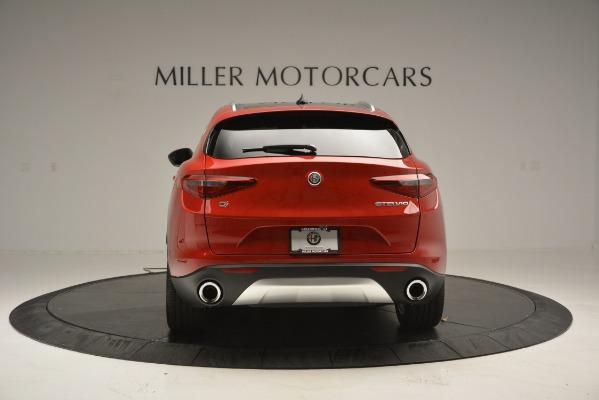 New 2018 Alfa Romeo Stelvio Ti Lusso Q4 for sale Sold at Bugatti of Greenwich in Greenwich CT 06830 6