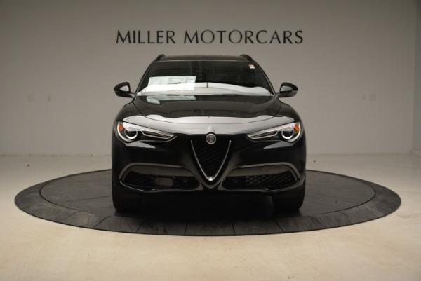 New 2019 Alfa Romeo Stelvio Sport Q4 for sale Sold at Bugatti of Greenwich in Greenwich CT 06830 12