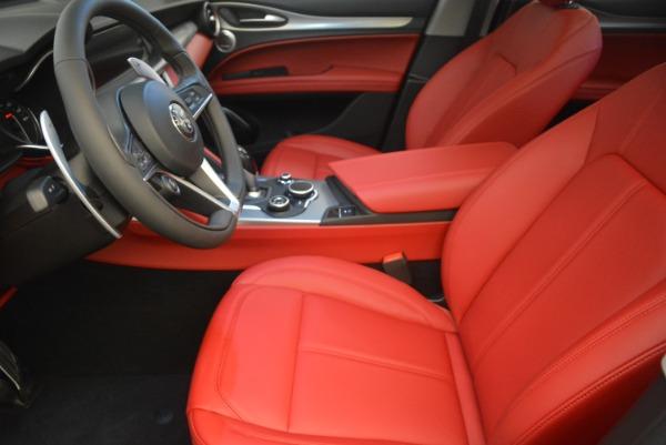 New 2019 Alfa Romeo Stelvio Sport Q4 for sale Sold at Bugatti of Greenwich in Greenwich CT 06830 14