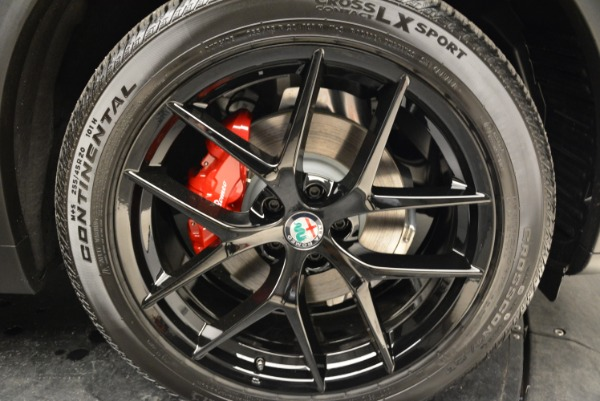 New 2019 Alfa Romeo Stelvio Sport Q4 for sale Sold at Bugatti of Greenwich in Greenwich CT 06830 25