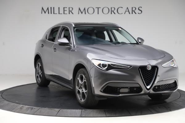 Used 2019 Alfa Romeo Stelvio Q4 for sale Sold at Bugatti of Greenwich in Greenwich CT 06830 11
