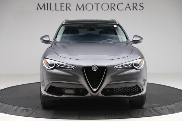 Used 2019 Alfa Romeo Stelvio Q4 for sale Sold at Bugatti of Greenwich in Greenwich CT 06830 12