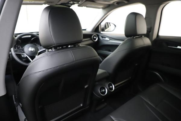 Used 2019 Alfa Romeo Stelvio Q4 for sale Sold at Bugatti of Greenwich in Greenwich CT 06830 20
