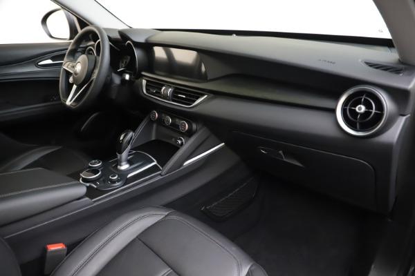 Used 2019 Alfa Romeo Stelvio Q4 for sale Sold at Bugatti of Greenwich in Greenwich CT 06830 22