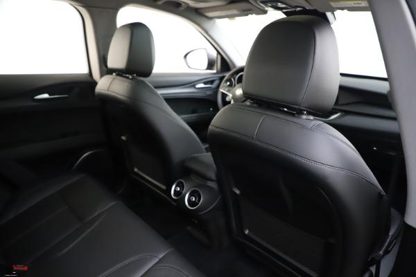 Used 2019 Alfa Romeo Stelvio Q4 for sale Sold at Bugatti of Greenwich in Greenwich CT 06830 28