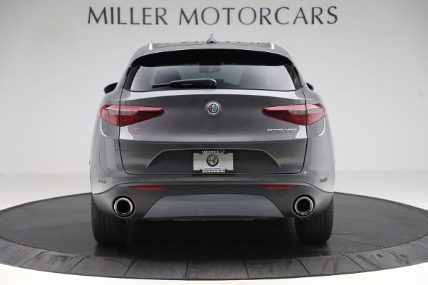 Used 2019 Alfa Romeo Stelvio Q4 for sale Sold at Bugatti of Greenwich in Greenwich CT 06830 6