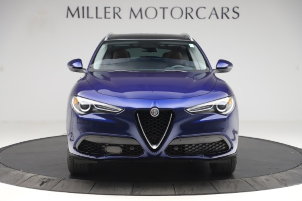Used 2019 Alfa Romeo Stelvio Q4 for sale Sold at Bugatti of Greenwich in Greenwich CT 06830 12