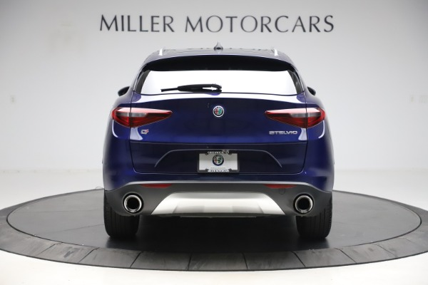 Used 2019 Alfa Romeo Stelvio Q4 for sale Sold at Bugatti of Greenwich in Greenwich CT 06830 6